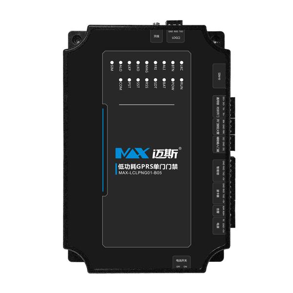 低功耗GPRS无线单门门禁控制器