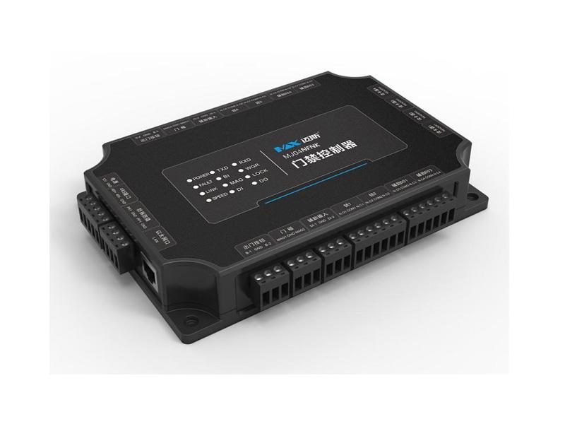 MAX-MJ04NFNK 四门指纹门禁控制器