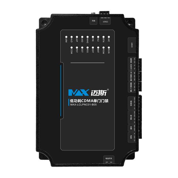 低功耗CDMA单门门禁控制器