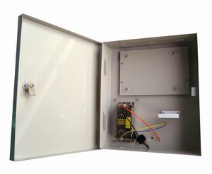ZLT-00-01 门禁控制器专用铁箱